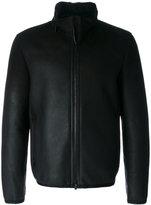 Z Zegna shearling-lined jacket