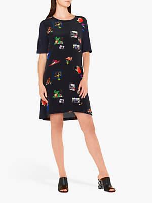 Paul Smith Scrapbook T-Shirt Dress, Navy