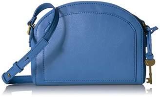 Fossil Women's Chelsea Leather Crossbody Handbag