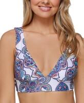 Thumbnail for your product : Raisins Juniors' Golden Hour Island Bikini Top Women's Swimsuit