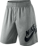 Nike SB Sunday Dri Fit Short (Dark Grey Heather/Black) Shorts