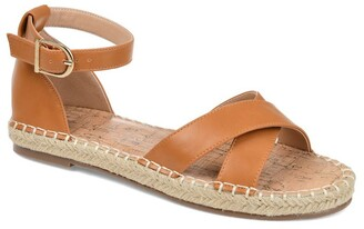 Journee Collection Lyddia Espadrille Sandal
