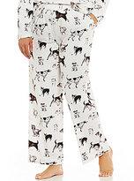 Sleep Sense Plus Dog-Print Sleep Pants