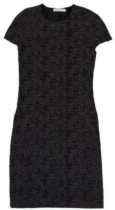 Behnaz Sarafpour Knee-Length Wool Dress
