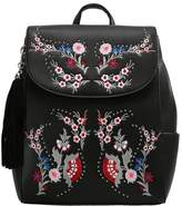 Miss Selfridge Rucksack black