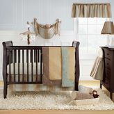 Banana Fish Bananafish® Logan 3-Piece Crib Set & Accessories in Blue/Beige/Gold