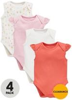 Ladybird Baby Girls Bodysuit Set