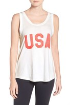 Alternative USA Screenprint Muscle Tee