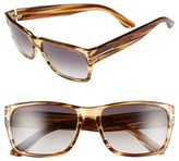 Tom Ford 'Mason' 58mm Sunglasses