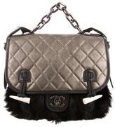 Chanel Limited Edition Dallas Cowboy Messenger Bag
