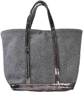 Vanessa Bruno Medium + Lurex tote