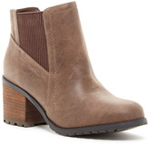 Restricted Summerhill Tread Sole Bootie
