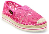 Juicy Couture Katey Espadrille Flat
