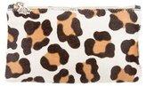 Charlotte Olympia Ponyhair Cosmetic Bag