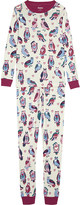 Hatley Happy owls cotton pyjamas 2-12 years