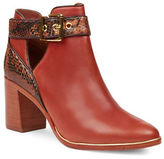 Ted Baker Nissie Cutout Leather Boots