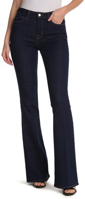 L'Agence High Rise Flare Leg Jeans