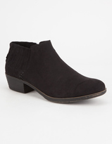 Sugar Tessa Womens Booties