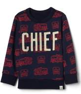 Gap Statement crew pullover
