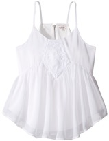 Ella Moss Daniella Baby Doll Top Girl's Clothing