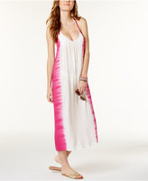 Raviya Tie-Dyed Maxi Cover-Up Dress Women's Swimsuit