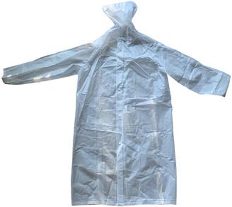 Etudes Studio White Synthetic Coats
