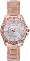Style&Co. Style & Co Women's Rose Gold-Tone Bracelet 28mm SY031RG Watch