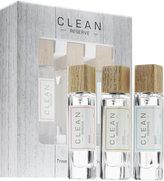 CLEAN Reserve Travel Spray Layering Trio