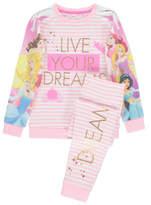 Disney George Princess Slogan Pyjamas