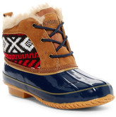 Khombu Jazzy Faux Fur Lined Boot