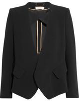 Chloé Iconic Crepe Blazer - Black