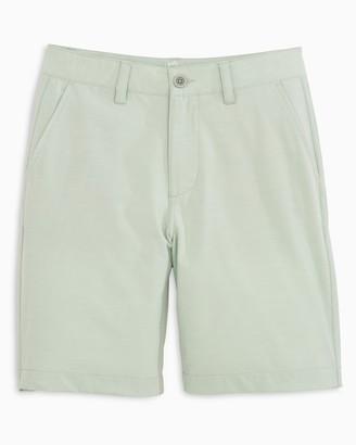 Southern Tide Boys Heathered T3 Gulf Short