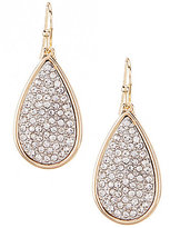 Anna & Ava Pave Teardrop Earrings