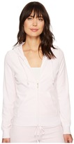 Juicy Couture Robertson Velour Jacket Women's Coat