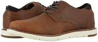 Toms Navi Oxford (Navy Denim) Men's Shoes