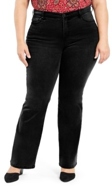 Style&Co. Style & Co Plus Size Power Sculpt Bootcut Jeans, Created for Macy's