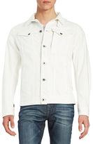 G Star Button-Front Denim Jacket