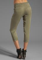 Funktional Slit Pocket Pants