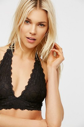 Intimately Galloon Lace Halter Bra
