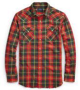 Ralph Lauren The Iconic Western Shirt