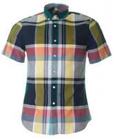 Farah Croxted Check Short Sleeved Shirt