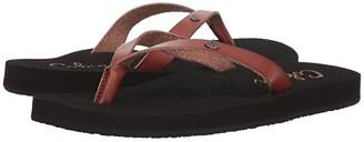 Cobian La Playita (Brown) Women's Sandals