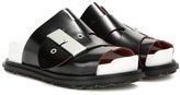 Acne Studios Akua Leather Sandals