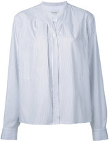 Lemaire wrap-over shirt - women - Cotton - 36