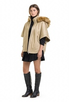 Country Road Hooded Cape