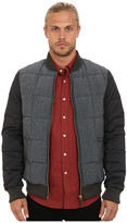 Scotch & Soda Classic Quilted Bomber Nylon Jacket
