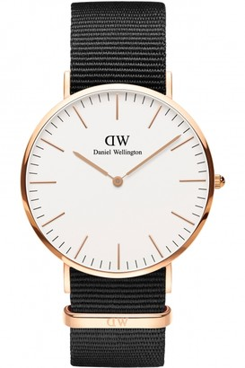 Daniel Wellington Unisex Classic Cornwall Watch DW00100257