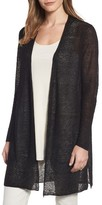 Eileen Fisher Women's Hemp Blend Long Cardigan