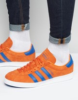 adidas Topanga Sneakers In Orange S80056