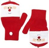 Forever 21 FOREVER 21+ Santa Convertible Gloves